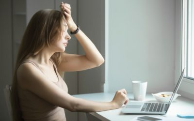 Tips to help reduce online learning anxiety